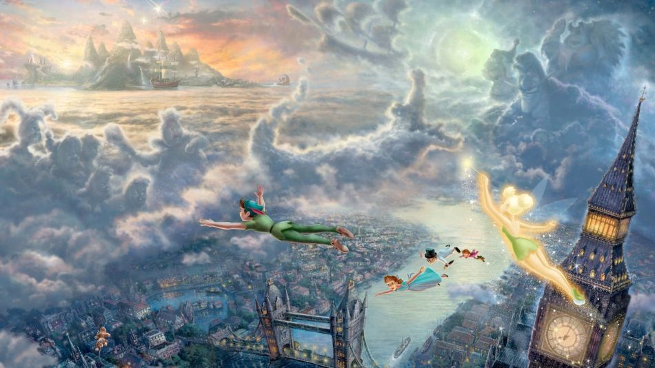 as-aventuras-de-peter-pan