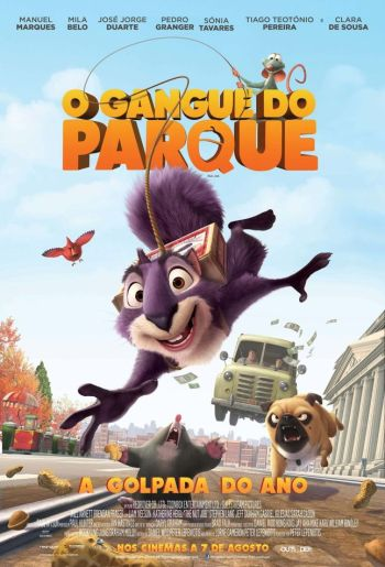 o-gangue-do-parque